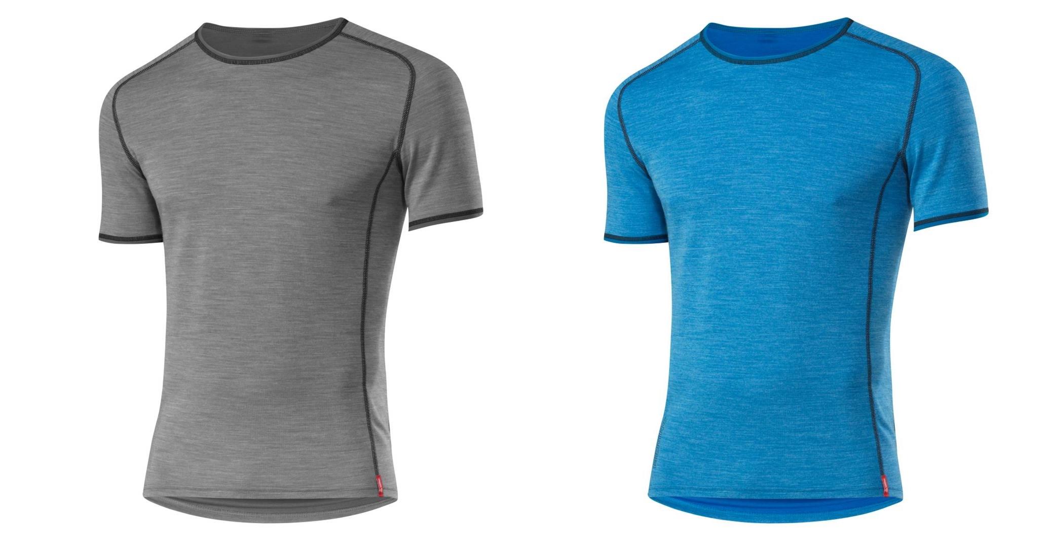 Löffler Shirt Transtex ® Merino ka 17658, funzione Camicia per Uomo