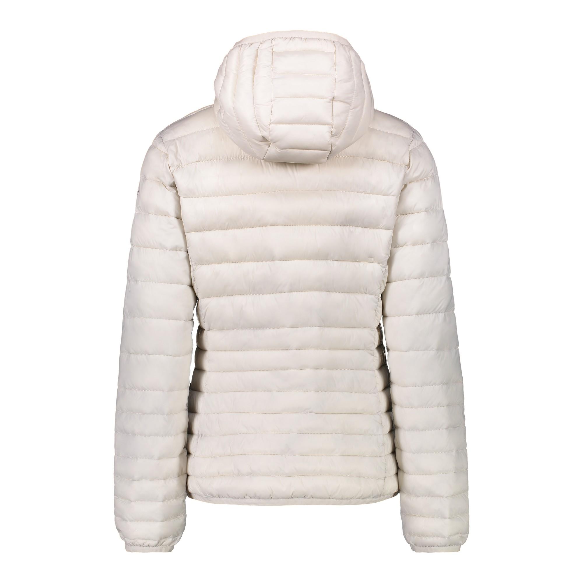 Daunenjacke Jacket Zip zu CMP Details Hood38Z1736BDamen Woman l1KJ3uTFc
