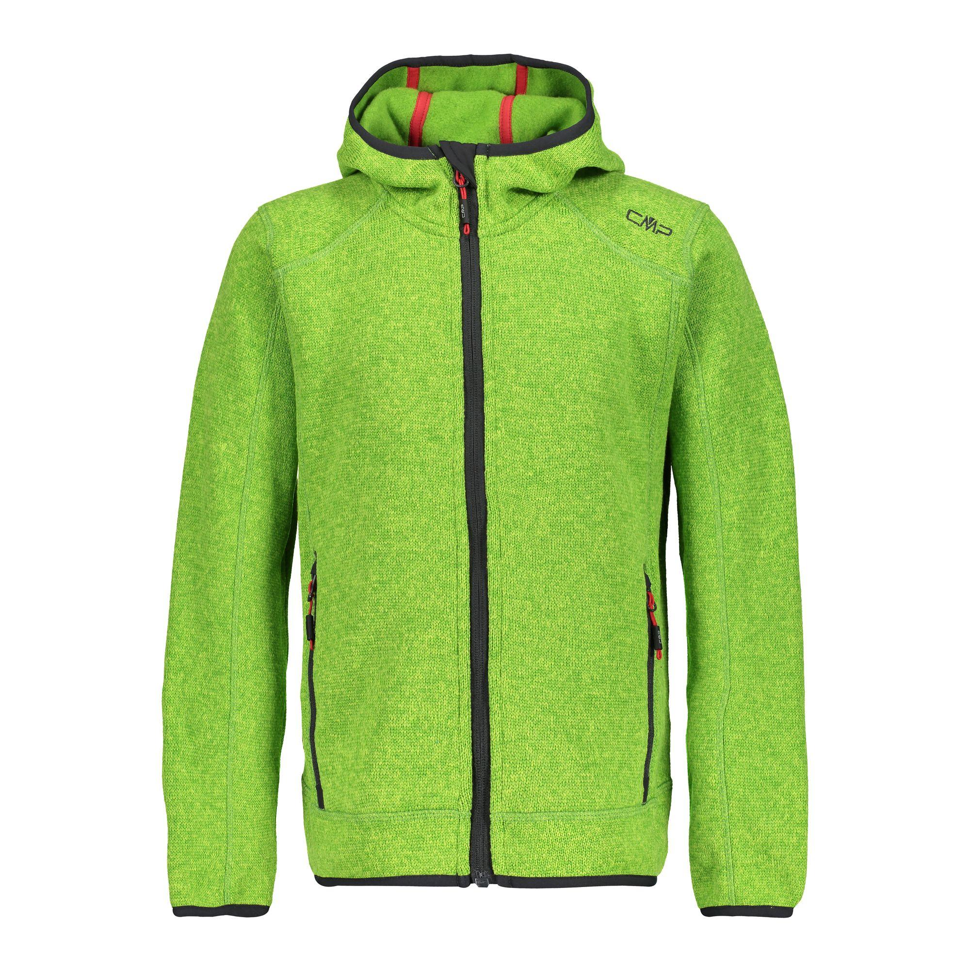 e231ea31d8 CMP Boy Fleece Jacket Fix Hood - Jungen Fleecejacke (3H60844) in ...
