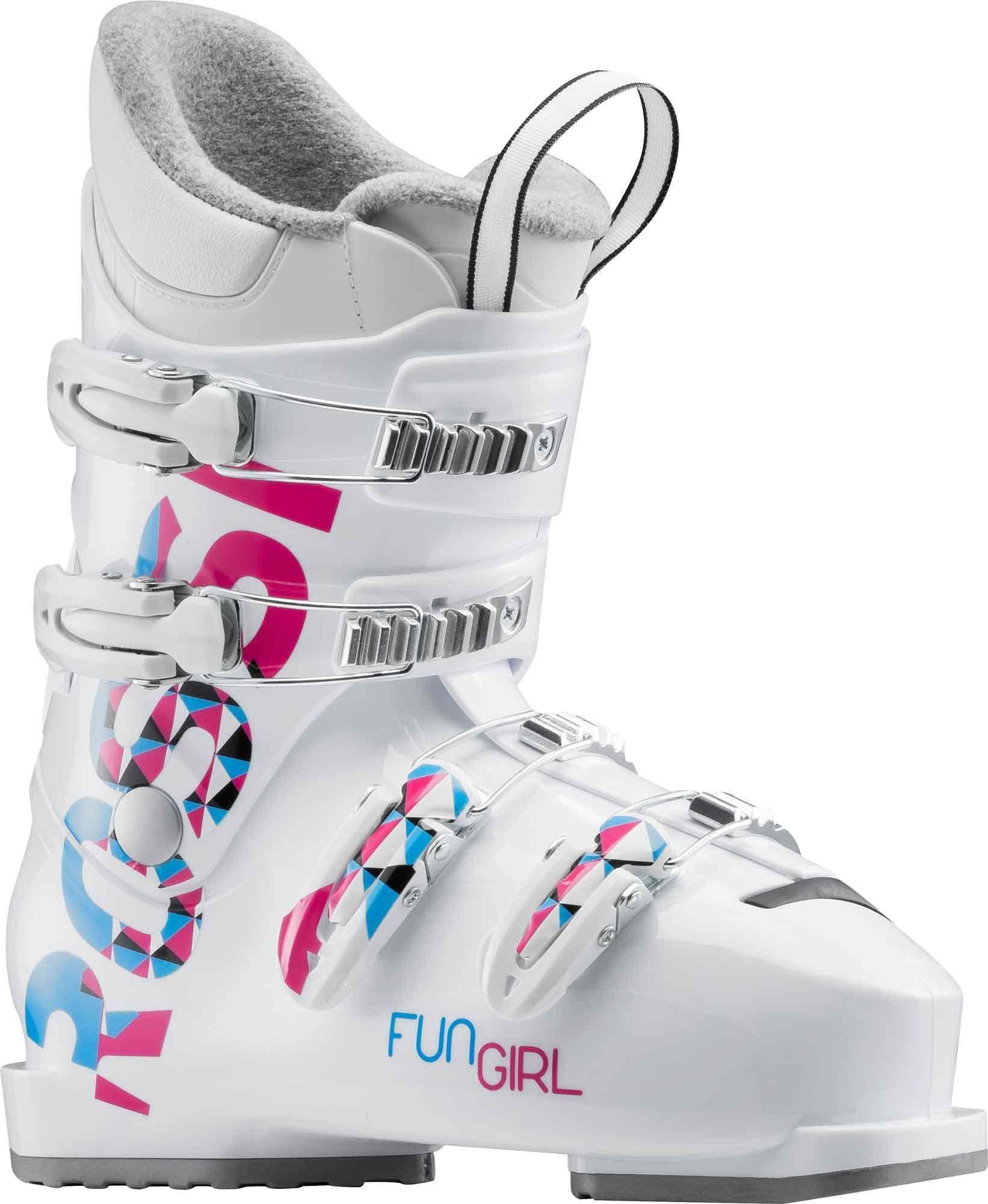 Rossignol FUN GIRL J4 (RBG5080) - Skischuhe für Mädchen