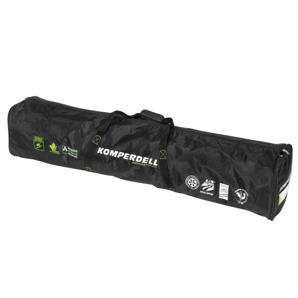 Komperdell NATIONALTEAM EXPANDABLE POLE & SKI BAG - Skisack Stocktasche
