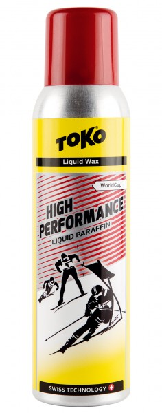 TOKO High Performance Liquid Paraffin red (125ml)