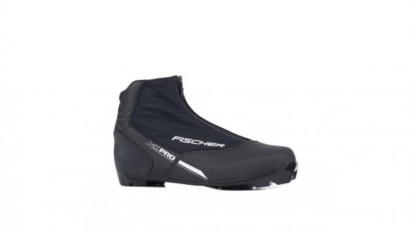 Fischer XC PRO Black Silver - Classic Langlaufschuhe - 1 Paar