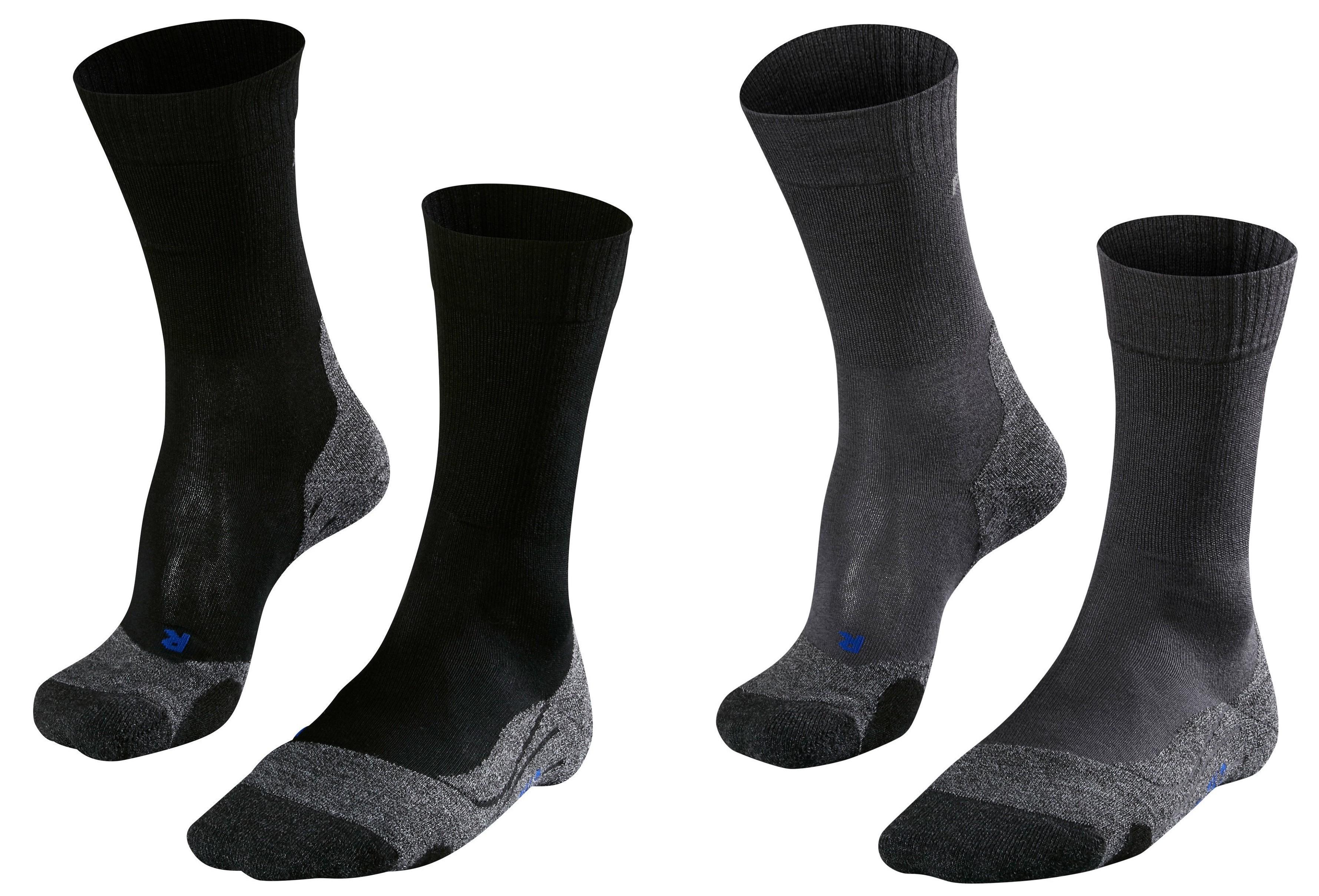 Falke TK2 Herren Trekking Socken 2 Paar