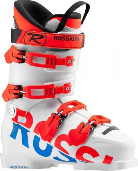 Rossignol HERO WORLD CUP 70 SC (2017/18) - Skischuhe für Junioren