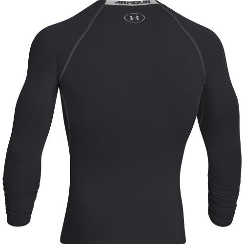 UNDER ARMOUR HeatGear® LS - Herren Kompressions-Shirt langarm