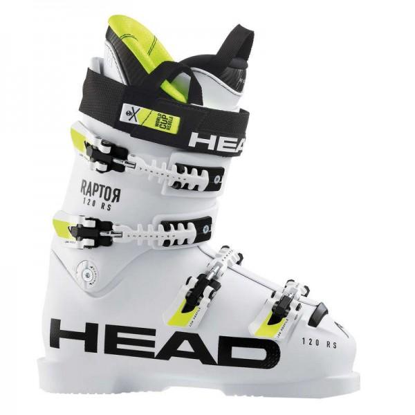 HEAD RAPTOR 120 RS S WHITE (2017/18) - Skischuhe