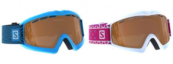 Salomon KIWI ACCESS - Skibrille für Kinder