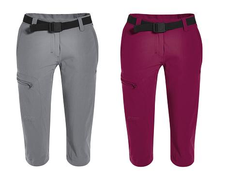 Maier Sports INARA SLIM 3/4 - Caprihose Outdoorhose für Damen
