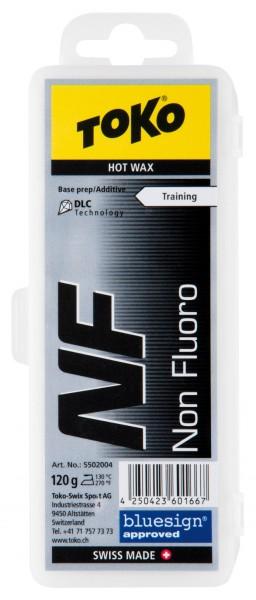 TOKO Skiwachs NF Hot Wax black 120g (100g/10,79€)