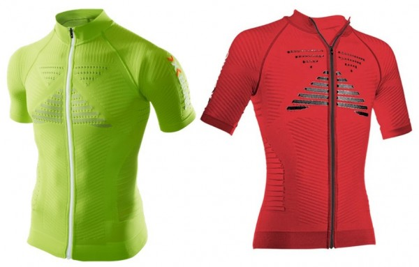 X-Bionic Effektor Biking Powershirt® - Herren Rad-Trikot