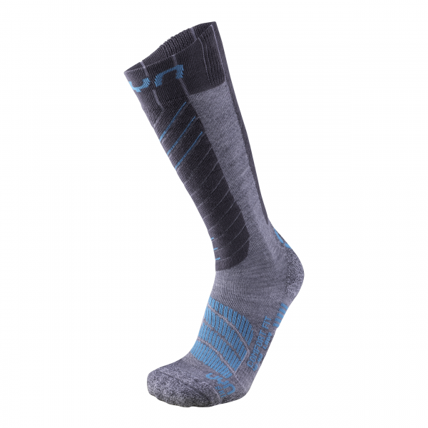 UYN LADY SKI COMFORT FIT SOCKS - Skisocken für Damen - 1 Paar