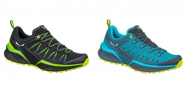 Salewa MS DROPLINE – Wanderschuhe / Speed Hiking Schuhe für Herren