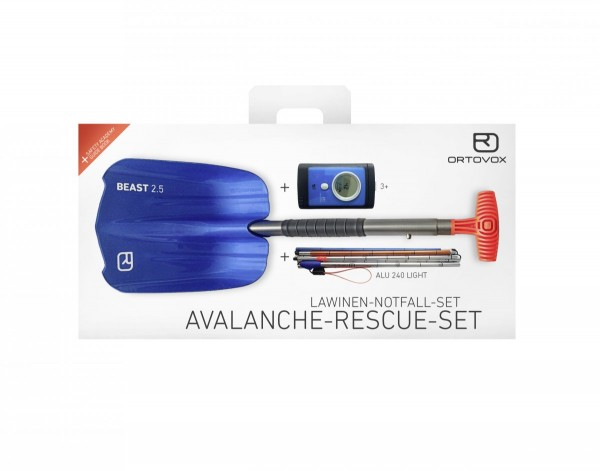 ORTOVOX AVALANCHE RESCUE SET 3+ - Lawinen-Notfall-Set