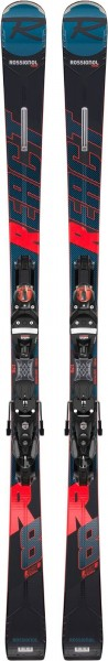 Rossignol REACT R8 TI (2019/20) + NX 12 KONECT GW B80 - Racecarver