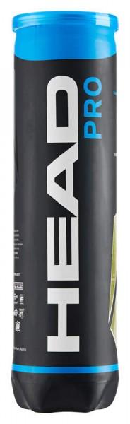 HEAD Pro 4er Dose - Tennisbälle