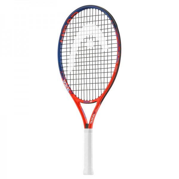 HEAD Radical 23 Jr. - Tennisschläger für Kinder (besaitet)