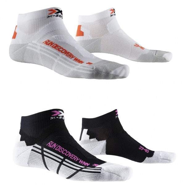 X-Socks RUN DISCOVERY WOMEN - Laufsocken für Damen - 2 Paar