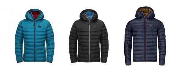 Elevenate Agile Jacket - Herren Daunenjacke