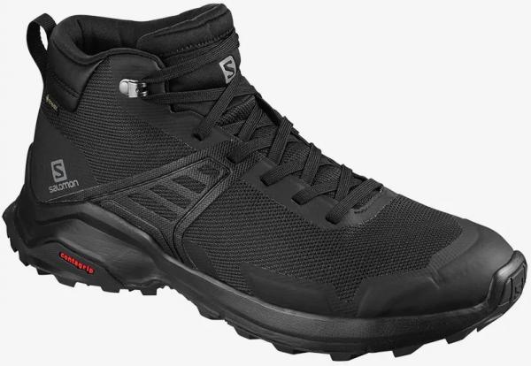 Salomon X RAISE MID GTX® - Trekkingschuhe / Hikingschuhe für Herren