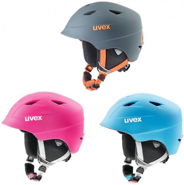 Uvex AIRWING 2 PRO - Skihelm für Kinder