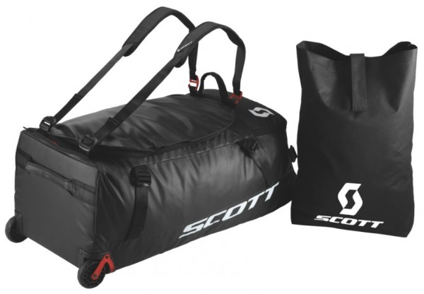 Scott WHEEL DUFFLE BAG - Trolley - Reisetasche zum Rollen