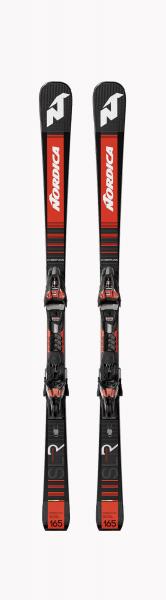 Nordica DOBERMANN SLR RB FDT (2018/19), inkl. XCELL 14 FDT