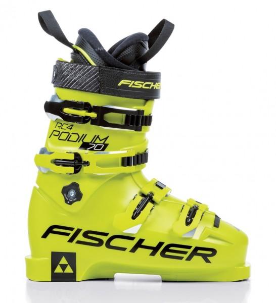 Fischer RC4 PODIUM 70 (2017/18) - Skischuhe für Junioren
