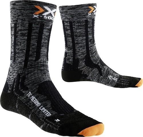 X-Socks TREKKING SILVER MERINO MEN - Trekkingssocken/Wandersocken für Herren