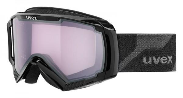 uvex apache II VT - LCD-Skibrille (S550626)