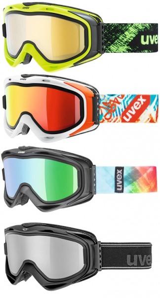 Uvex G.GL 300 TAKE OFF - Skibrille für Erwachsene