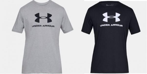 Under Armour SPORTSTYLE LOGO SS - Herren T-Shirt 2er Pack