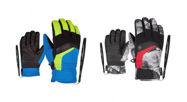 Ziener LABINO AS® glove junior - Kinder Skihandschuhe