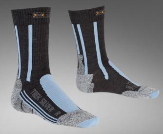 X-Socks TREKKING SILVER LADY - Wandersocken - 1 PAAR
