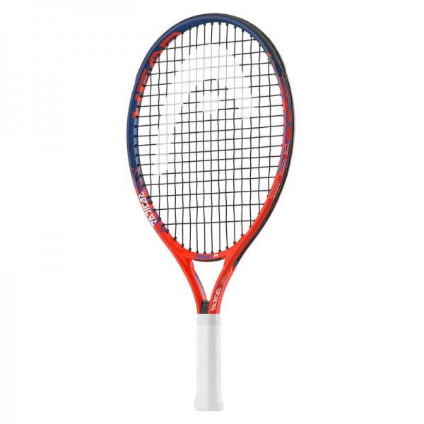 HEAD Radical 19 Jr. - Tennisschläger für Kinder (besaitet)