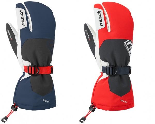 Reusch Lech Pro GTX + Gore Grip Lobster - Unisex Skihandschuhe