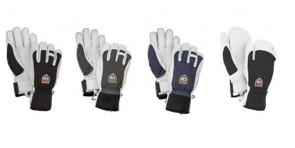 HESTRA Army Leather PATROL 5-Fingerhandschuh oder Fäustling Unisex