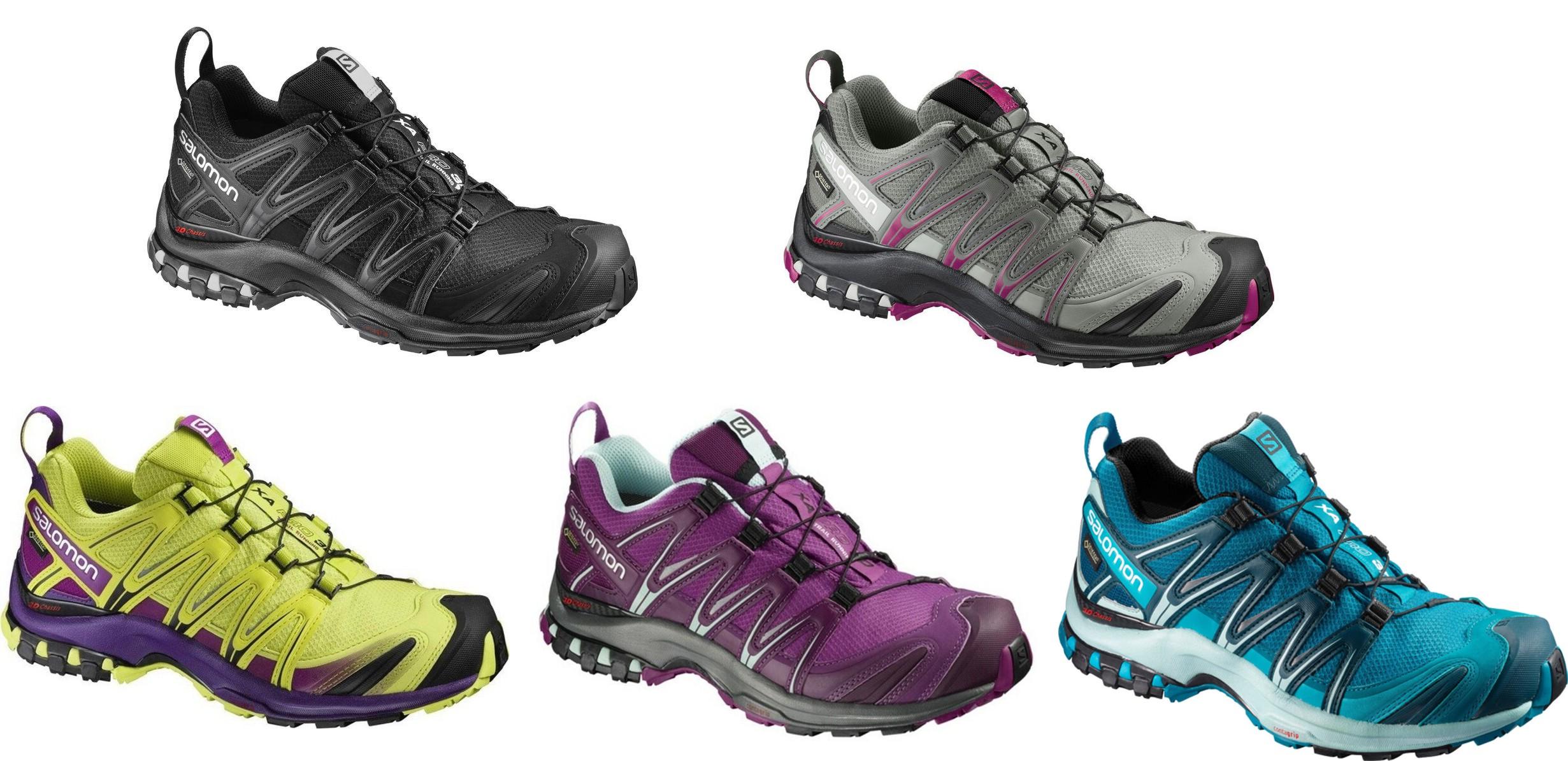 outlet store 0d6c4 a424d Salomon XA PRO 3D GTX® - Outdoorschuhe Trekkingschuhe für Damen