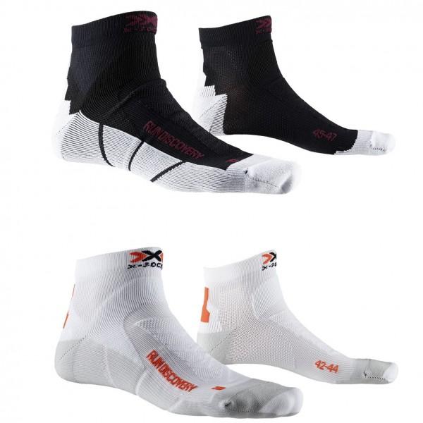 X-Socks RUN DISCOVERY - Laufsocken für Herren - 2 Paar