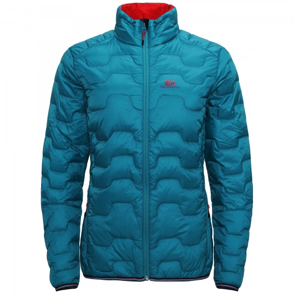 Elevenate Motion Down Jacket - leichte Damen Stepp-Daunen-Jacke