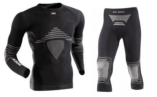 X-Bionic Man Energizer MK2 Shirt ODER Pant - Herren Funktionsunterwäsche