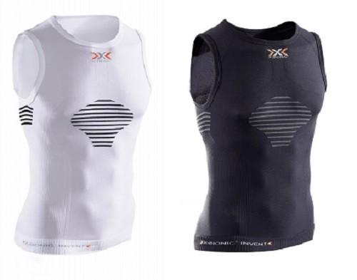 X-Bionic INVENT SUMMERLIGHT SHIRT - Sleevless Herren