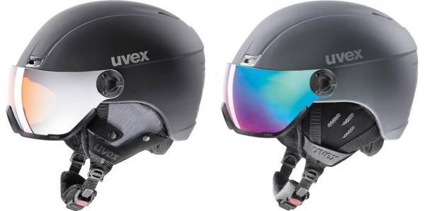 Uvex Hlmt 400 VISOR STYLE - Skihlem für Erwachsene