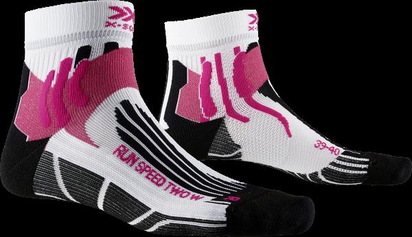 X-Socks RUN SPEED TWO WMN - Laufsocken für Damen - 2 Paar