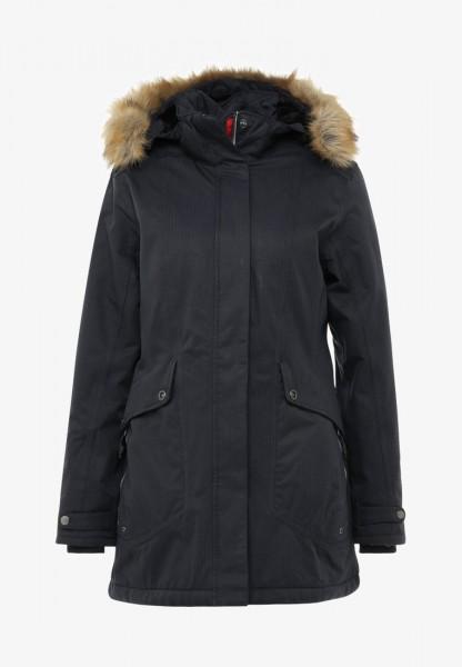 CMP Woman Jacket Zip Hood - Damen Parka/Mantel