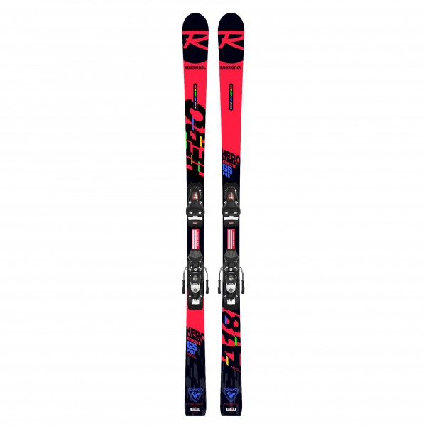 Rossignol HERO ATHLETE GS PRO (R21 PRO) (2020/21), inkl. Bindung SPX 10 - Jugendrennski