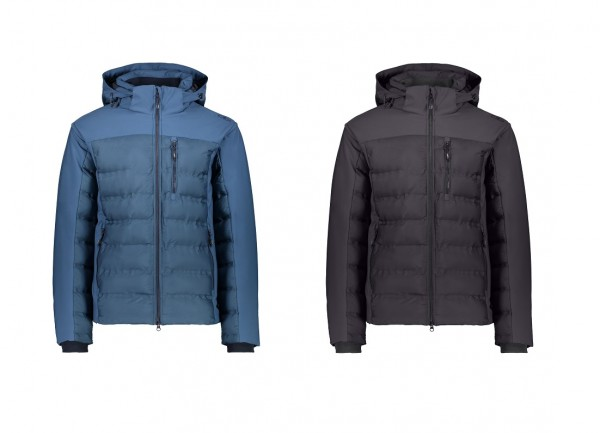 CMP Man Jacket Zip Hood - Herren Winterjacke