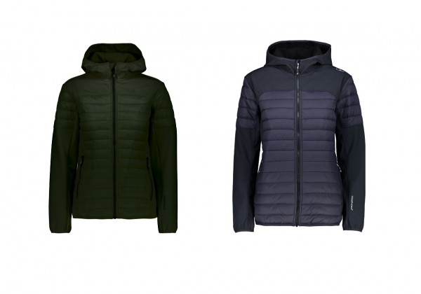 CMP Woman Jacket Fix Hood - Damen Outdoorjacke