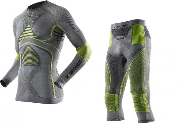 X-Bionic RADIACTOR EVO - Herren Funktionswäsche - Hose oder Shirt