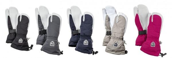 HESTRA Damen Handschuhe Heli Ski 3-finger